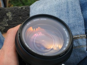 Objektiv-Filter