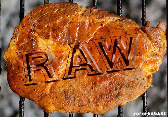Das RAW-Format erklärt