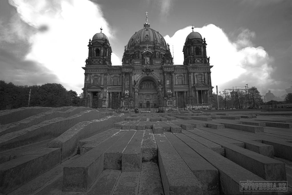 Berliner Dom als HDR fotografiert