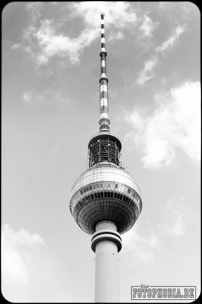 Foto des Berliner Fernsehturms